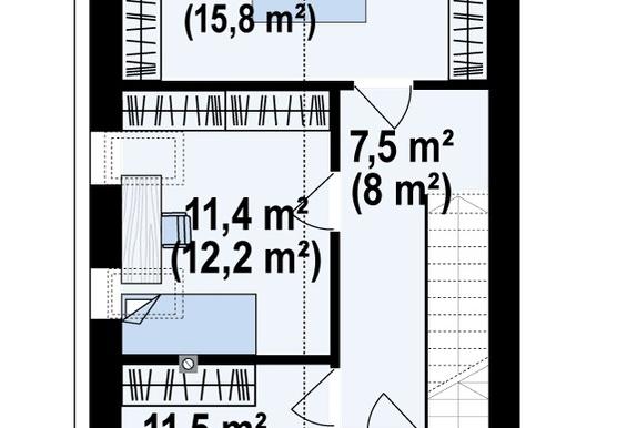 mansarda proiect casa cu mansarda