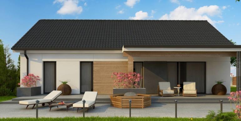 proiect de casa cu un etaj