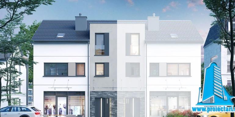 Proiect Casa Duplex