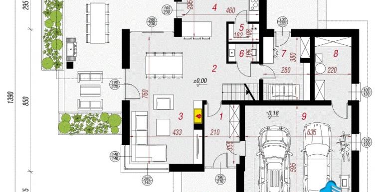 parter Проект двухэтажного дома — копия